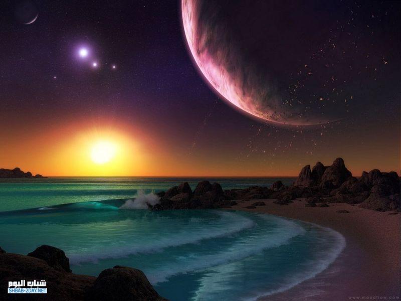 صور الكواكب الخيالية 2016