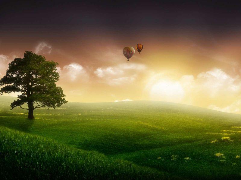 صور خيال الطبيعة