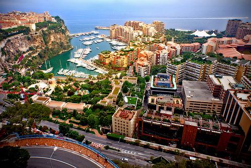 اجمل مدينة فرنسية موناكو