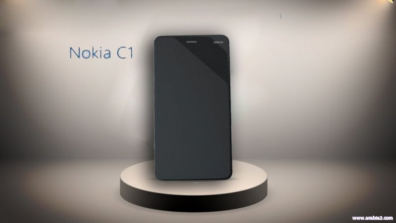 صور جهاز نوكيا Nokia C1