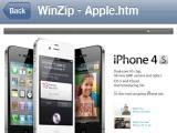 WinZip for iPhone/iPad 3.7 برنامج وين زيب للايفون والايباد ضغط وفك ضغط