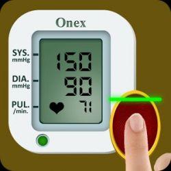تطبيق خاص بقياس ضغط الدم