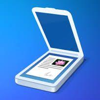 تطبيق السكنر لاجهزة الايفون