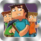 تطبيق لعبة ماين كرافت . Minecraft