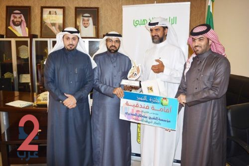 """مدير مكتب تعليم شرق الرياض يكرم الفائزين بجائزة """"رائد الشرق"""""""