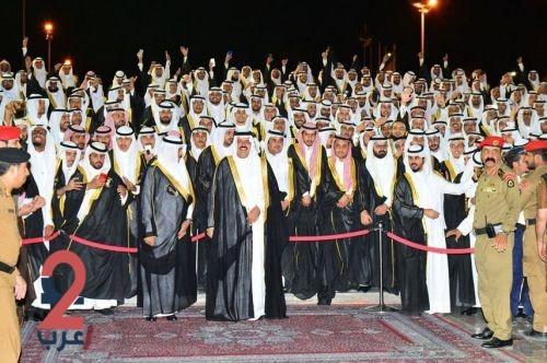 أمير منطقة حائل يرعى حفل تخريج طلاب جامعة حائل