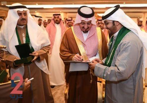 أمير عسير يرعى حفل تخريج الدفعة الـ20 من طلاب وطالبات جامعة الملك خالد