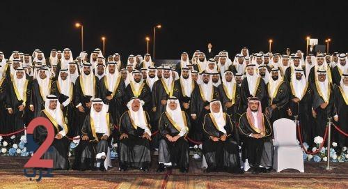 """أمير الشرقيّة يزف """"1099"""" من جامعة الإمام عبدالرحمن إلى سوق العمل"""