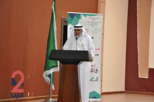 اللهيبي يطالب معلمي الطائف ببذل جهودهم لخدمة الطلاب