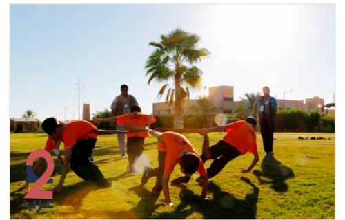 تدشين مهرجان التعليم للتربية الكشفية بالجوف