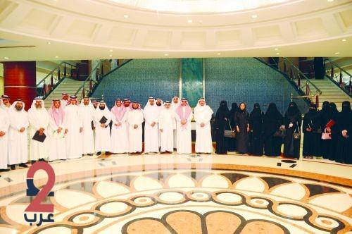 وزير التعليم يدشن برنامج التدريب الدولي الصيفي بجامعة الملك خالد