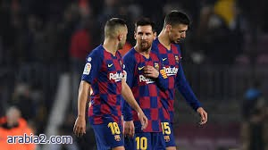 تسريب تصميم قميص برشلونة الثاني في الموسم المقبل .. صورة