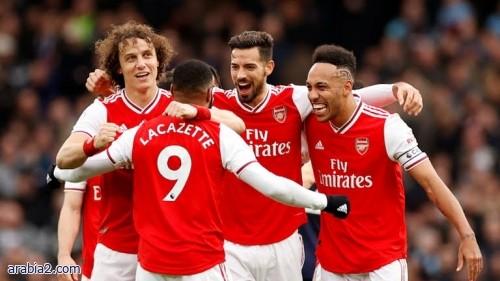 أرسنال يمكن أن يتأهل لـ دوري أبطال أوروبا في حالة إلغاء الدوري الإنجليزي