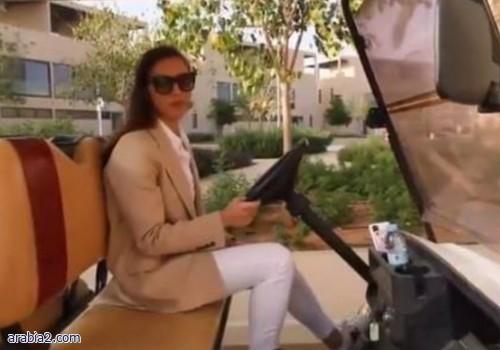 مديرة التسويق داريا سوتسنكو تحكي تجربتها المُثيرة في الرياض (فيديو)