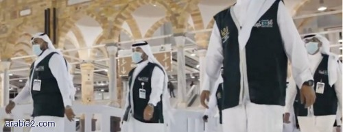 """كيف تعاملت رئاسة شؤون الحرمين مع جائحة """"كورونا"""" داخل الحرم المكي"""