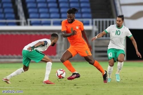 """ساحل العاج يفوز على """"الأخضر الأولمبي"""