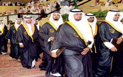 الجامعات السعودية تطرح منافسات لتجهيز حفل التخريج للطلاب