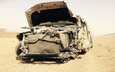 """وفاة وإصابة """"4"""" معلمات في حادث طريق الهجرة"""