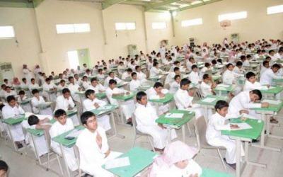"""""""التعليم"""": 7 مواد تشملها الأسئلة المركزية للمرحلة المتوسطة"""