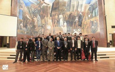 جامعة طيبة تتختم مشاركتها في رحلة للكشاف المسلم بإيطاليا