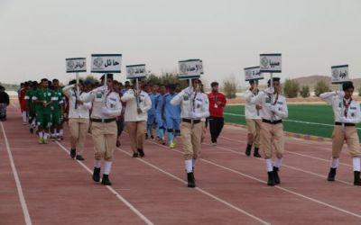 حائل.. تدشين نهائيات بطولة التعليم 2018 لكرة القدم للمرحلة الثانوية