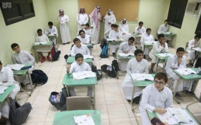 """بدء تقويم """"1200"""" مدرسة في جميع مناطق المملكة"""