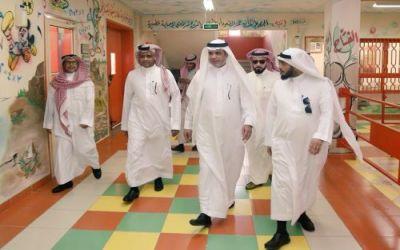 """""""تعليم مكة"""" يكشف حقيقة زيارة وزير التعليم لمدارس غير مصابة بـ""""الجرب"""""""