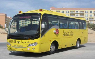 """وفاة طالبة ابتدائي """"دهسًا"""" تحت عجلات حافلة مدرسية.. وهذا ماحدث"""