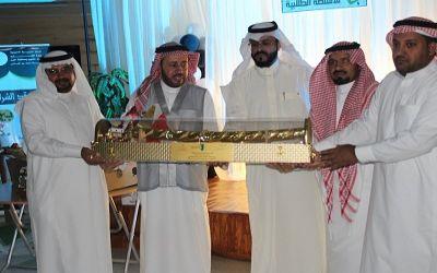 """ختام جائزة """"أبو العلا"""" للأنشطة الطلابية بمدرسة سعيد بن العاص في الليث"""