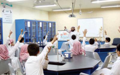 """بالفيديو """"الماجد"""" يوضح حكم وقوف الطلبة للمعلم عند دخوله الفصل"""