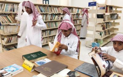 طلاب المعهد العلمي بوادي الدواسر يتعرفون على مهام المكتبات العامة