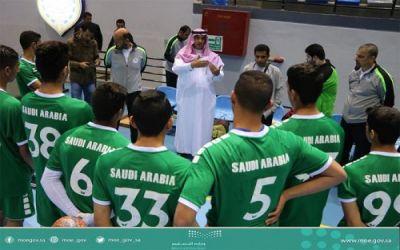 السعودية تشارك في البطولة العربية للرياضة المدرسية بالقاهرة