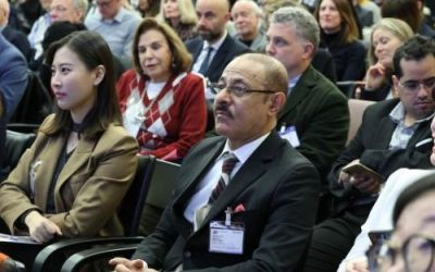 هيئة تقويم التعليم  تُشارك في المنتدى العالمي للتعليم في باريس